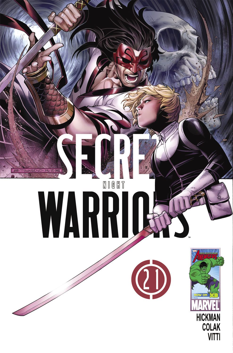 Secret Warriors (2009) #21