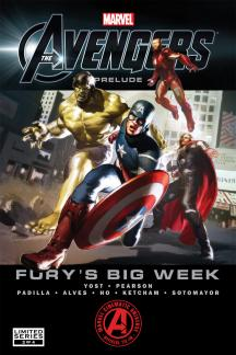 Marvel's The Avengers Prelude: Fury's Big Week #3