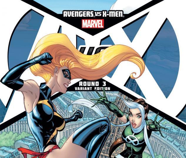 Avengers VS X-​Men (2012) #3 (Campbell Variant)