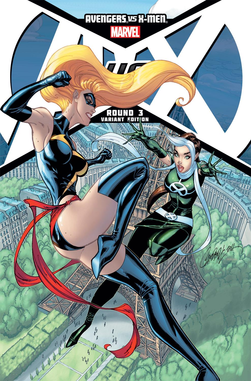 Avengers Vs. X-Men (2012) #3 (Campbell Variant)