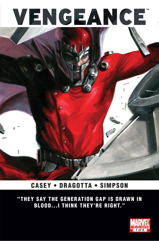 Vengeance (2011) #1