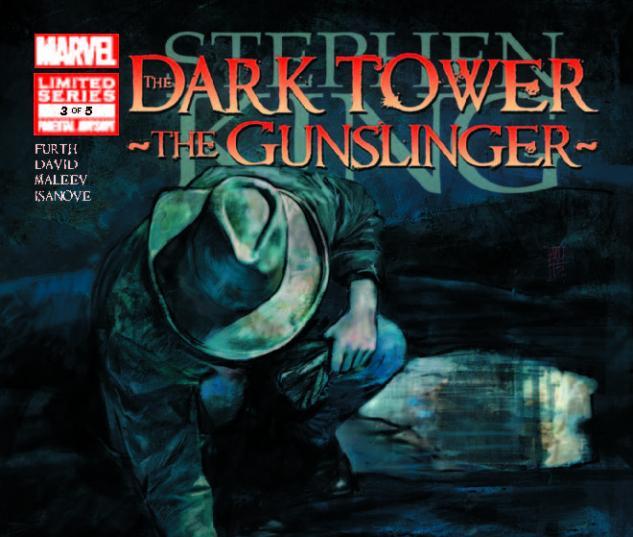 DARK TOWER: THE GUNSLINGER - THE MAN IN BLACK 3