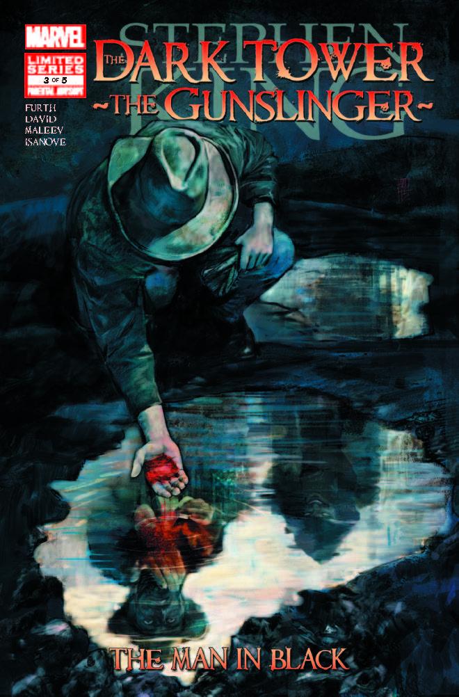 Dark Tower: The Gunslinger - The Man In Black (2012) #3