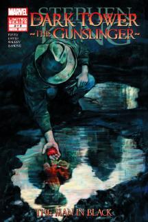 Dark Tower: The Gunslinger - The Man In Black #3
