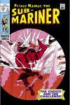 Sub-Mariner (1968) #11 Cover