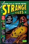 Strange Tales (1951) #22 Cover