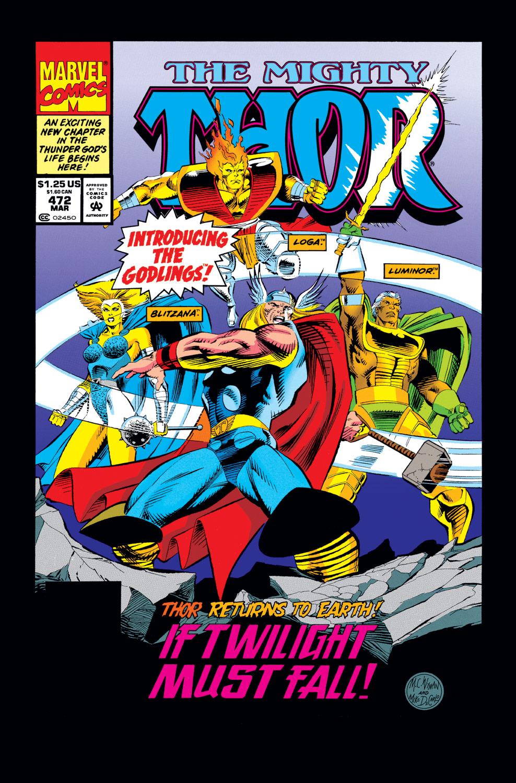 Thor (1966) #472