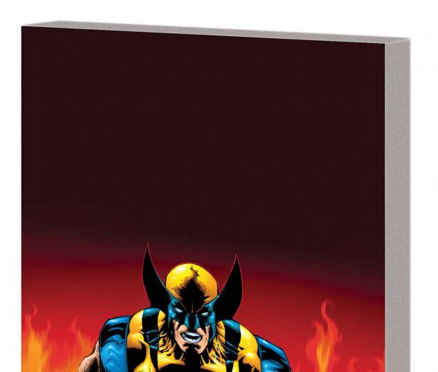 WOLVERINE: NOT DEAD YET TPB (NEW PRINTING)