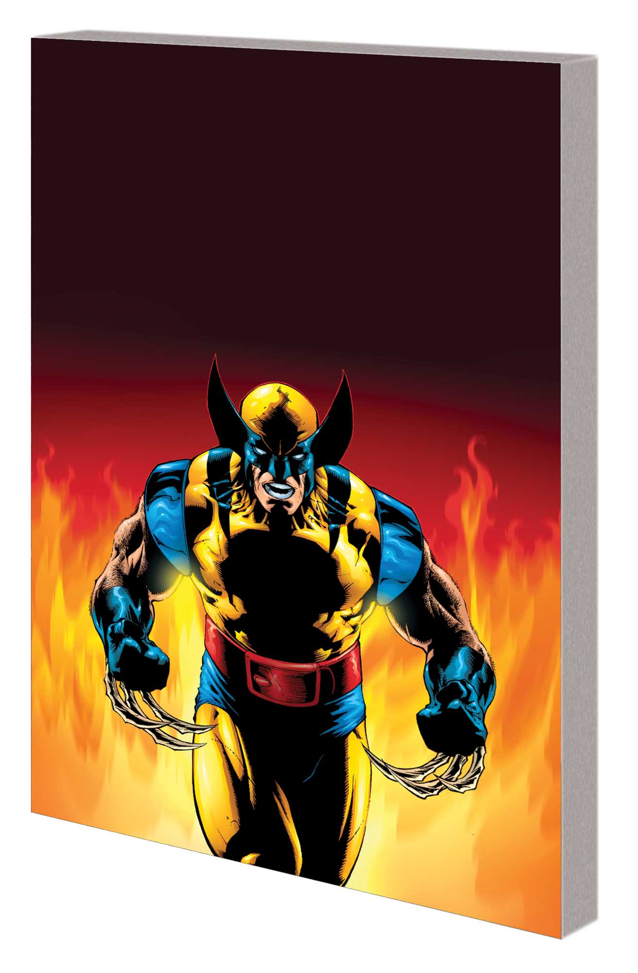 Wolverine: Not Dead yet (New Printing) (Trade Paperback)