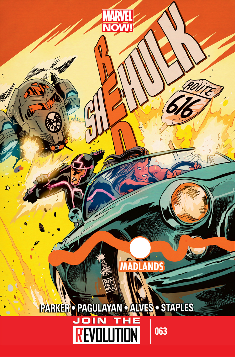 Red She-Hulk (2012) #63