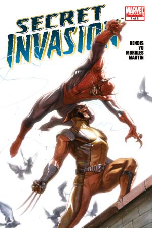 Secret Invasion (2008) #7