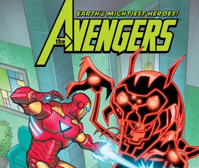 MARVEL UNIVERSE AVENGERS EARTH'S MIGHTIEST HEROES 14