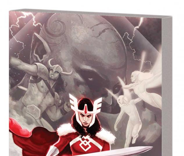 JOURNEY INTO MYSTERY FEATURING SIF VOL. 1: STRONGER THAN MONSTERS TPB (MARVEL NOW)