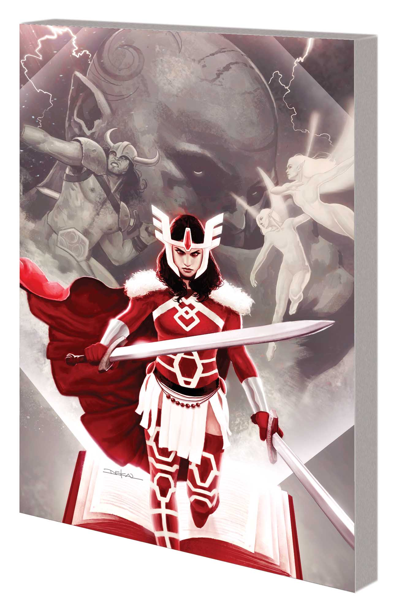 Journey Into Mystery Featuring Sif Vol. 1: Stronger Than Monsters (Trade Paperback)
