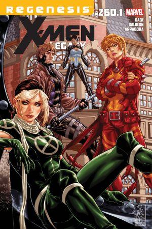 X-Men Legacy (2008) #260.1