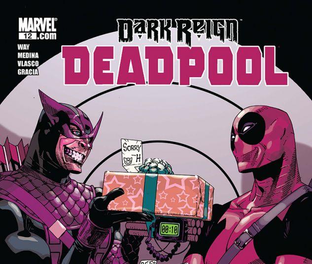 Deadpool (2008) #12