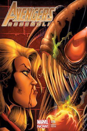 Avengers Assemble (2012) #16 (Conner Variant)