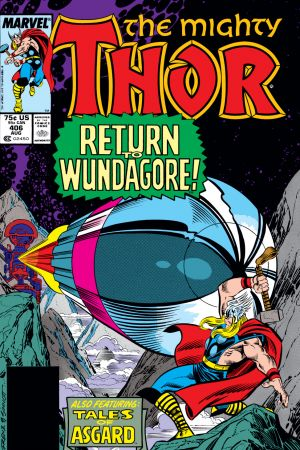 Thor (1966) #406