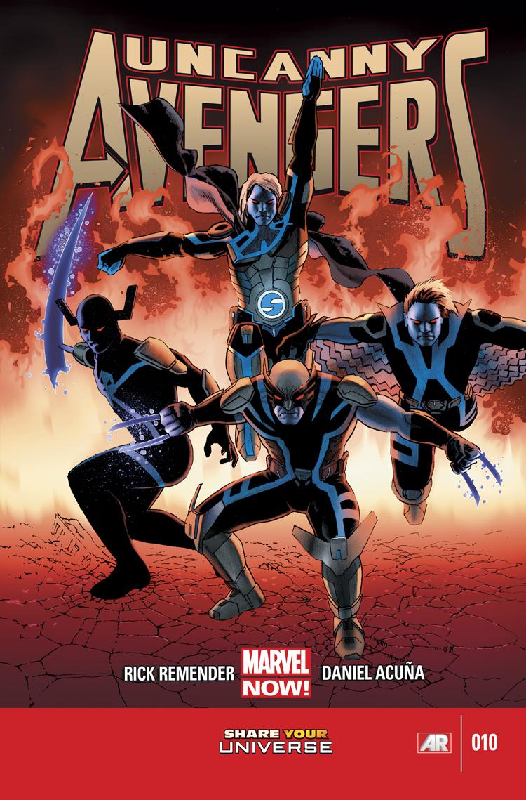 Uncanny Avengers (2012) #10