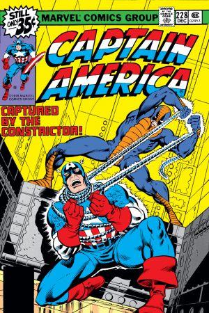 Captain America (1968) #228