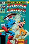 Captain America (1968) #267 Cover