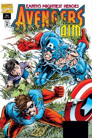 Avengers (1963) #387
