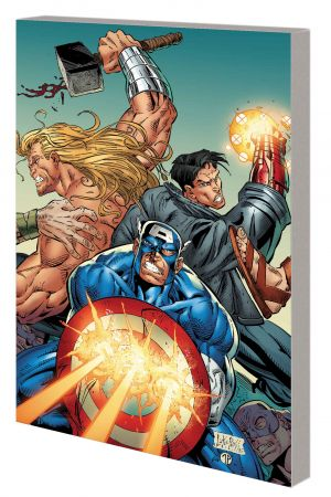 AVENGERS/IRON MAN: FIRST SIGN TPB (Trade Paperback)