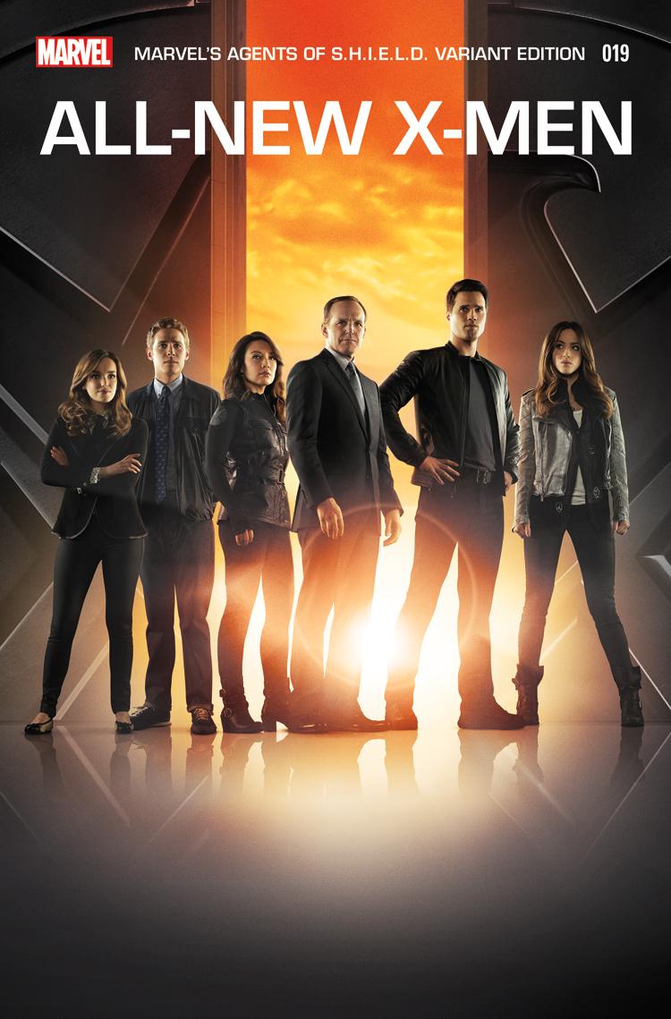 All-New X-Men (2012) #19 (Maos Variant)