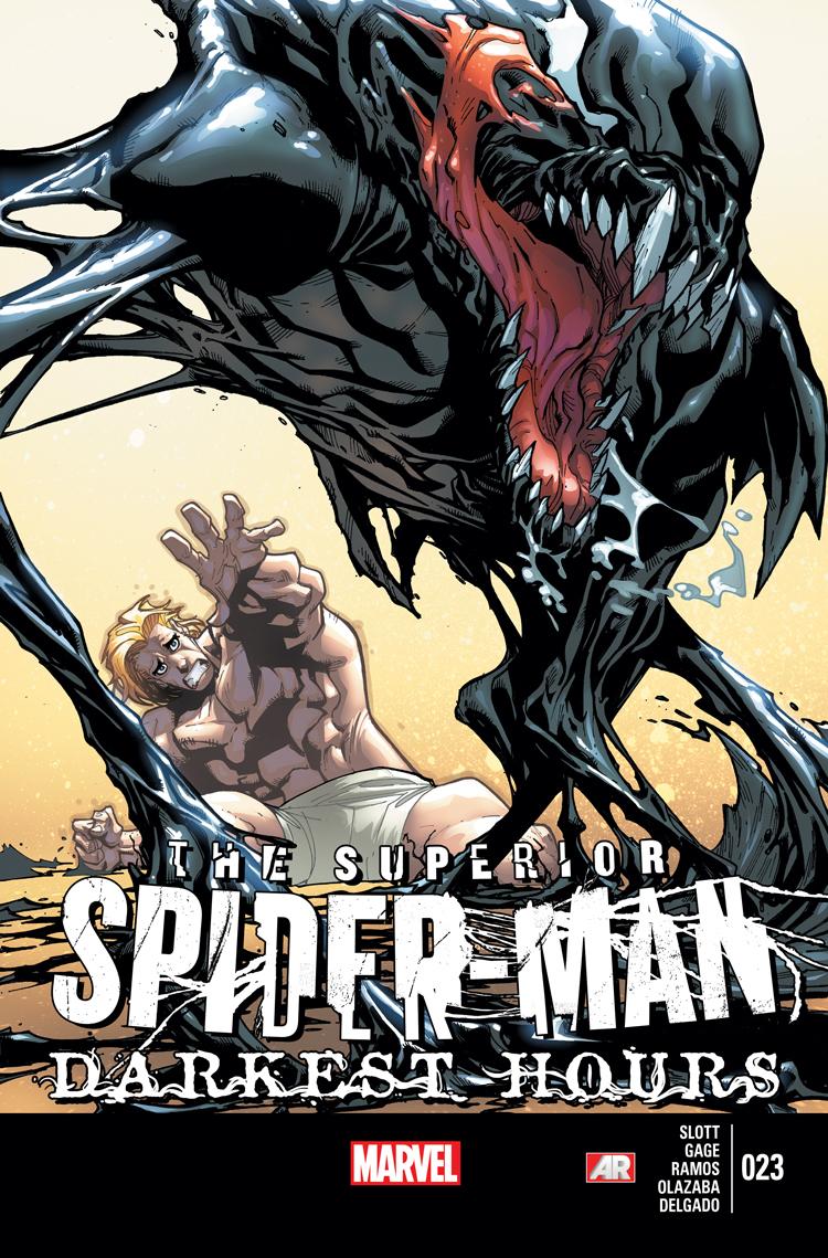 Superior Spider-Man (2013) #23
