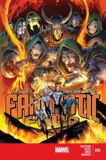 Fantastic Four (2012) #15