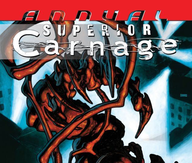 SUPERIOR CARNAGE ANNUAL 1 (WITH DIGITAL CODE)