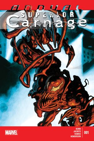 Superior Carnage Annual (2014) #1