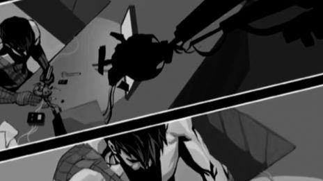 Marvel AR: Superior Spider-Man #6AU Art