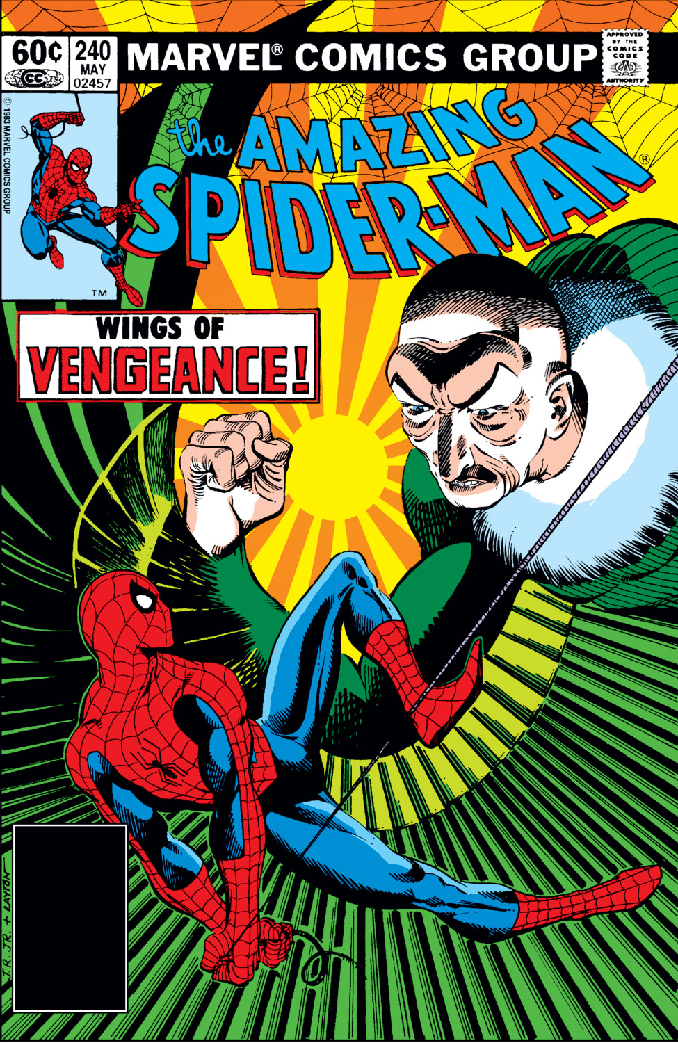 The Amazing Spider-Man (1963) #240