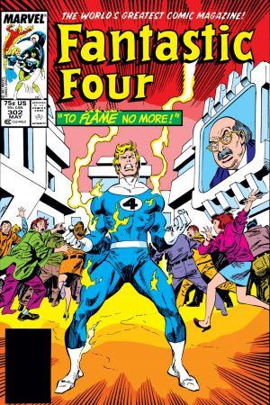 Fantastic Four #302