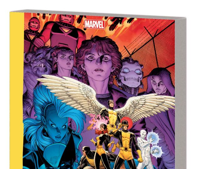X-MEN: BATTLE OF THE ATOM TPB