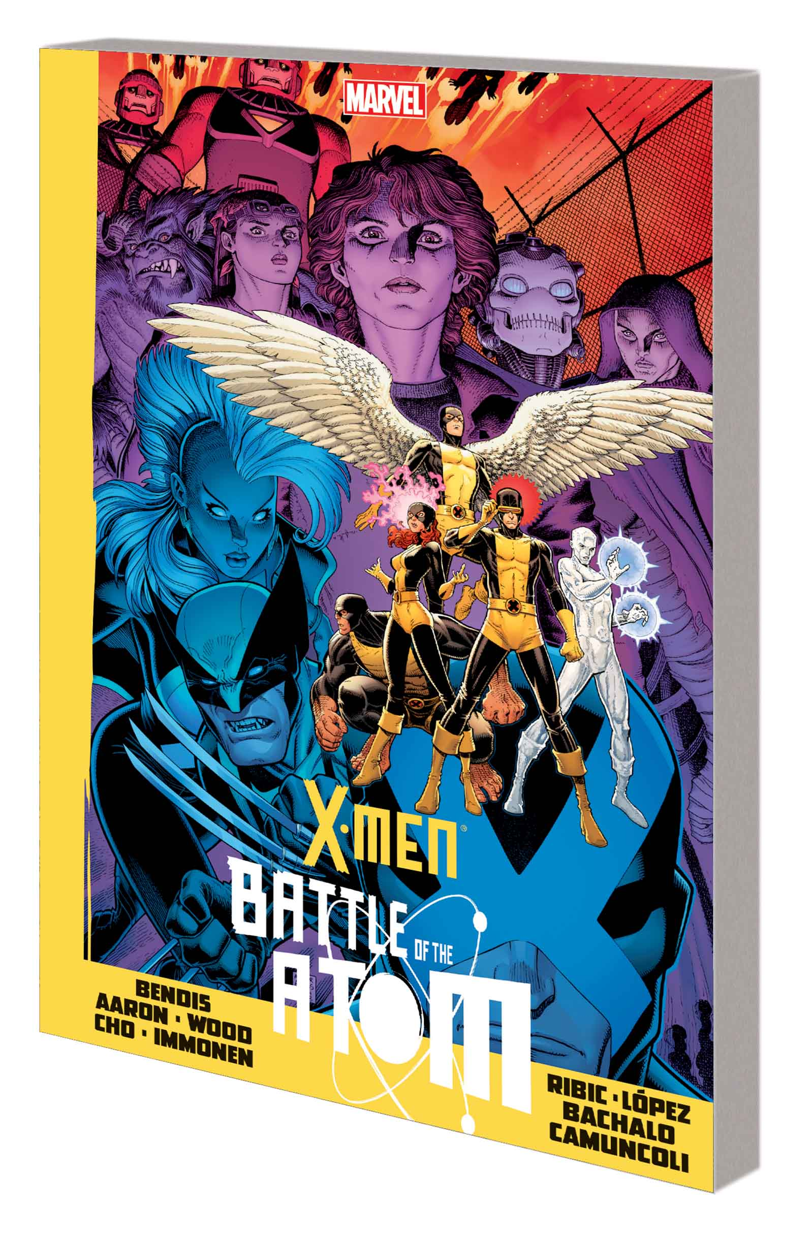 X-Men: Battle of the Atom (Trade Paperback)