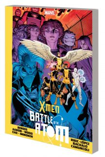 X-Men: Battle of the Atom (Trade Paperback)