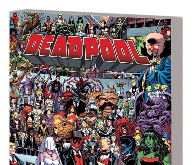 DEADPOOL VOL. 5: THE WEDDING OF DEADPOOL TPB (MARVEL NOW)