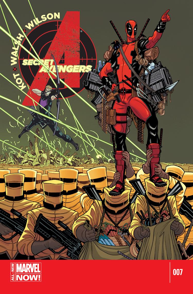 Secret Avengers (2014) #7