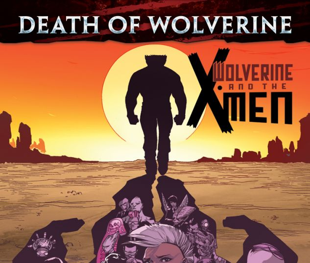 WOLVERINE & THE X-MEN 10 (WITH DIGITAL CODE)
