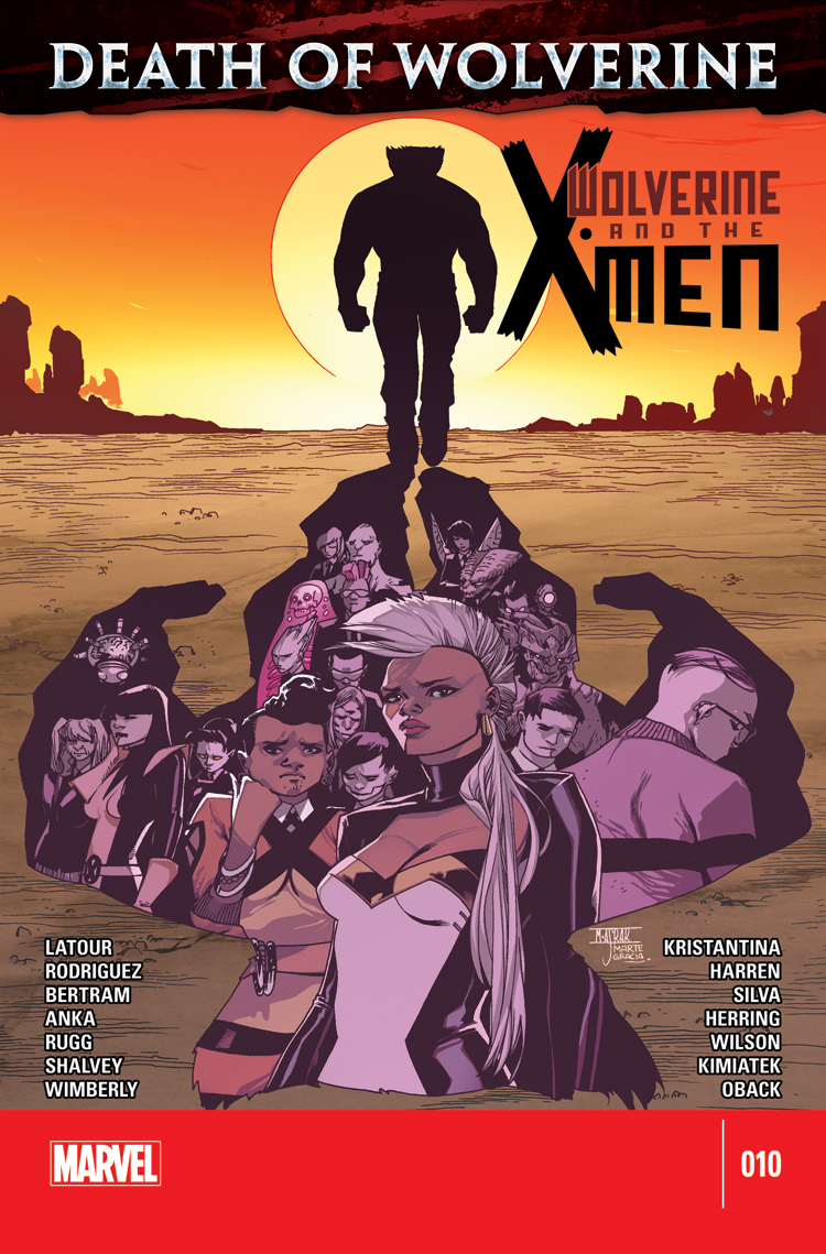 Wolverine & the X-Men (2014) #10