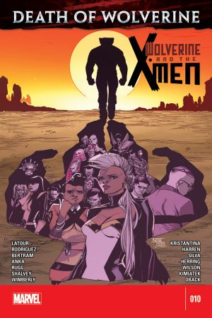 Wolverine & the X-Men #10