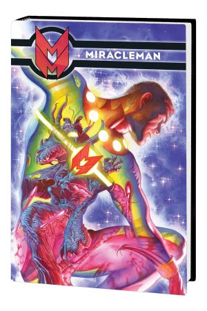 Miracleman Book 2: The Red King Syndrome Ross Cover (Hardcover)