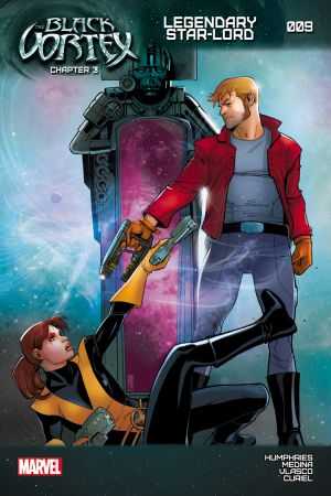 Legendary Star-Lord (2014) #9