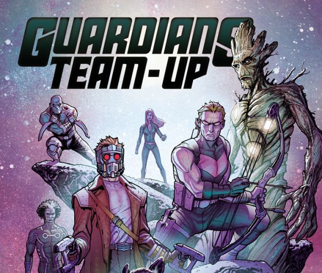 GUARDIANS TEAM-UP 2 (WITH DIGITAL CODE)