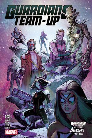 Guardians Team-Up (2015) #2