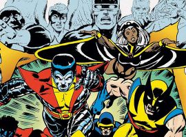 Happy 40th Birthday, X-Men