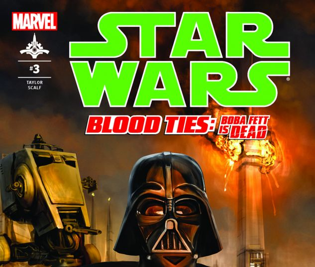 Star Wars: Blood Ties - Boba Fett Is Dead (2012) #3