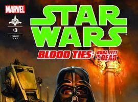 Star Wars: Blood Ties - Boba Fett Is Dead (2012) #3